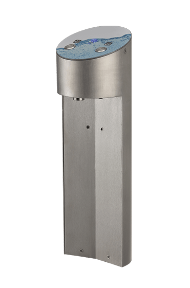 Blutower tap inbouw waterkoeler Habit Box