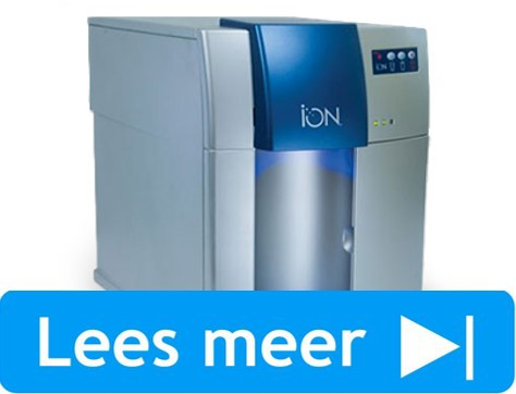 ION waterkoeler, ION leidingwaterkoeler, watercooler