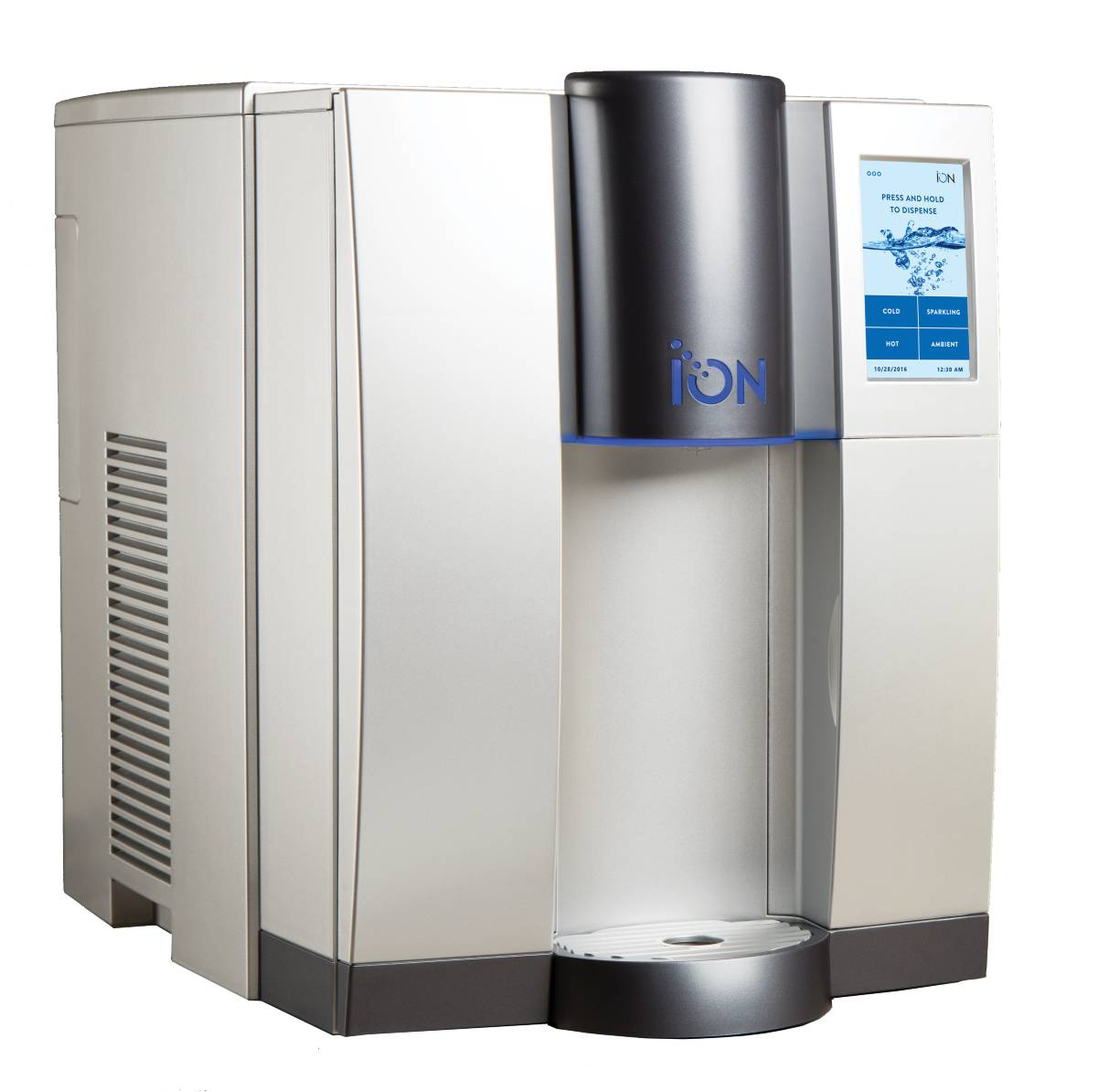 ION waterkoeler, ION leidingwaterkoeler, ION watercooler