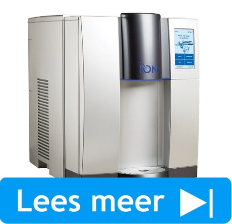 ION leidingwaterkoeler, ION watercooler